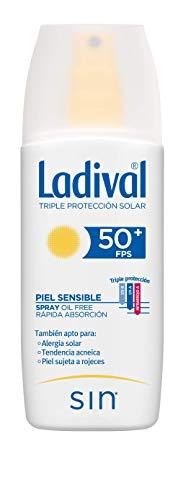 LADIVAL Körper Sonnencreme, 200 g