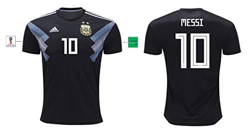 Argentinien Trikot Herren WM 2018 Away - Messi 10 (XXL)