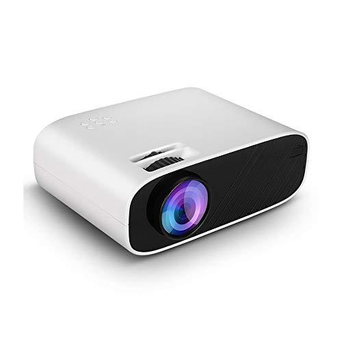 Fesjoy W90 LED proyector soporte 1080P con mando a distancia...