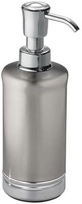 InterDesign ソープ ポンプ ディスペンサー ボトル York 76350EJ