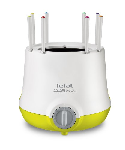 TEFAL Fondue Colormania Thermoprotect EF250O13 - vert cactus