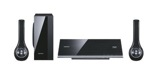 Samsung HT-D7000 2.1Kanäle 400W 3D Schwarz Heimkino-System - Heimkino-Systeme (Blu-Ray-Player, CD,CD-R,CD-RW,DVD,DVD+R,DVD+RW,DVD-R,DVD-RAM,DVD-ROM,DVD-RW, Ablage, Blu-Ray-Audio, Blu-Ray-Video, CD-Audio, CD Video, 1 Disks, 2 GB)