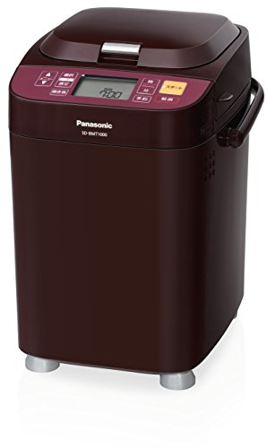 Best Price! Panasonic: Home Bakery (1 Loaf Type)「Brown」 SD-BMT1000-T (Japan Import)