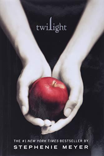 Book: Twilight, Book 1 by Stephenie Meyer