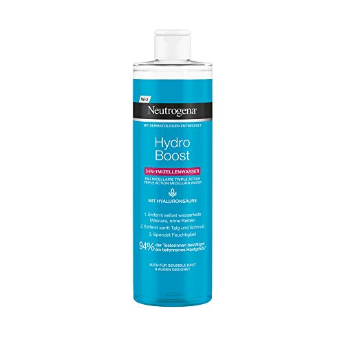 Neutrogena Hydro Boost 3-in-1 Mizellenwasser 400ml