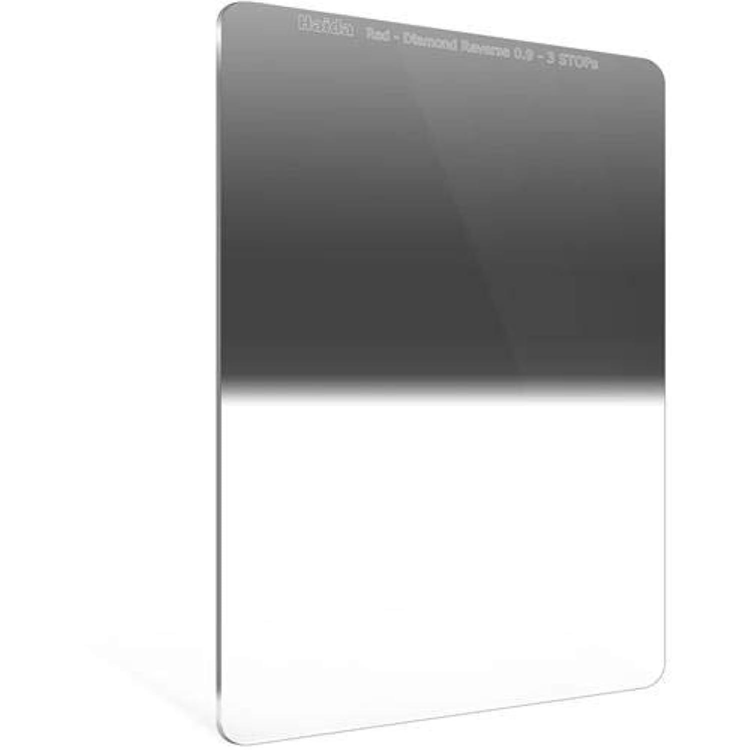Haida Red Diamond 100mm 0.9 3 Stop Reverse Graduated ND Nanopro Coated Glass Filter 4x6 100x150mm