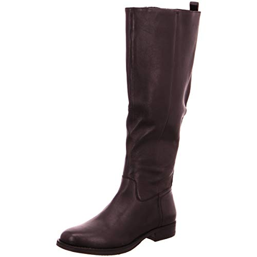 SPM Shoes & Boots dames laarzen 06099943-01-03394-01001 zwart 751671