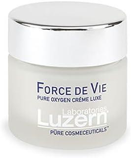 Luzern Laboratories Force De Vie Pure Oxygen Creme Luxe 2 fl oz. by Luzern Laboratories