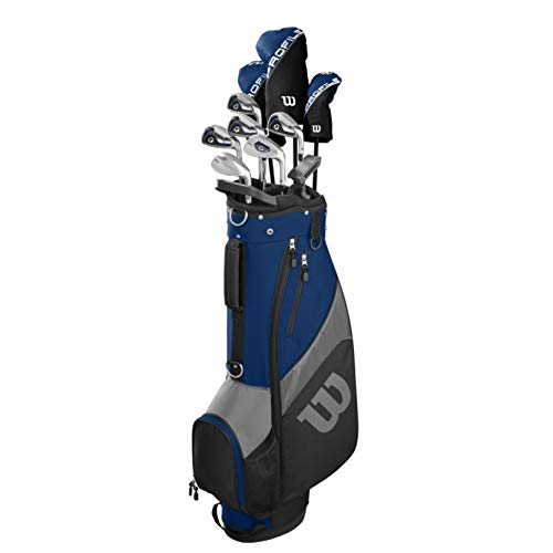 Wilson Golf Profile SGI Men s Complete Golf Set — Senior, Right Hand