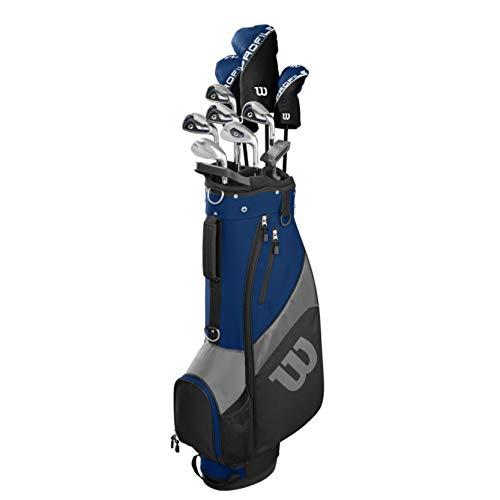 Wilson Golf Profile SGI Men's Complete Golf Set — Senior, Right Hand