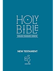 New Testament Esv Anglicised