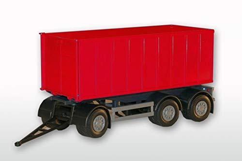 EMEK - GMTS Anhänger, 3achs, Abrollcontainer 1:25