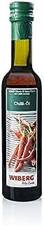 Wiberg Chili Öl, Natives Oliven-Öl Extra 99% mit Chilli-Aroma, 250 ml