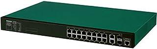 パナソニックESネットワークス 16ポート PoE給電スイッチングハブ XG-M16TPoE+ PN83169