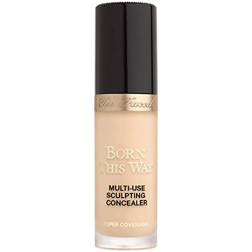 too faced born this way copertura multiuso, la scultura, correttore, nude, 15 ml