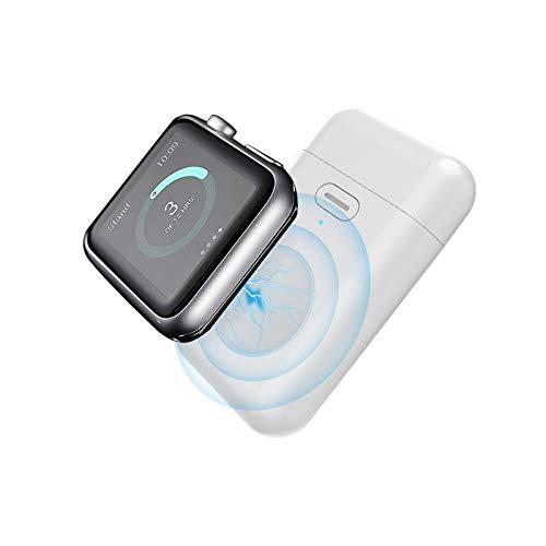 Caricabatterie Wireless da 1000mAh Mini Power Bank per I Watch 123456 Magnetic Portable Powerbank Sottile Batteria Esterna per l'orologio Apple
