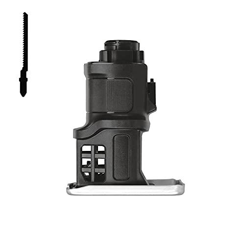 BLACK+DECKER Matrix Jig Saw Attachment For Cordless Drill (BDCMTJS)
