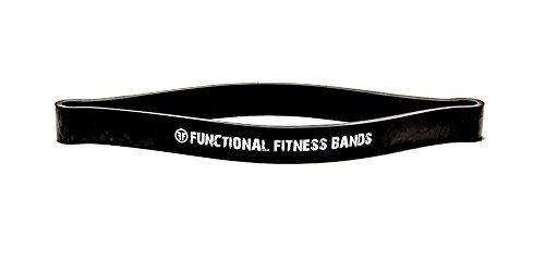 Functional Fitness FF 12 inch Powerlifting Band - #3-30 - 50 lbs. (14-23 kg) Resistance