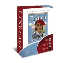 Complete French Language Tutor Software & Audio Learning CD-ROM for PC ONLY