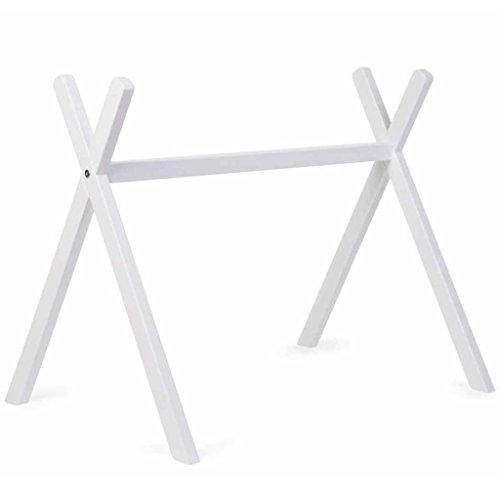 Arche de jeux Tipi Play gym blanc - Child Wood