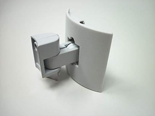 Bose kompatible Wandhalterung für Bose Lifestyle Acoustimass Cinemate, Weiß