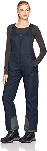 ARCTIX Damen Essential Insulated Bib Overalls Essentielle Isolierte Latzhose, Blaue Nacht, Small Tall