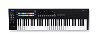 Novation Launchkey 61 [MK3] MIDI Keyboard Controller for Ableton Live from Novation