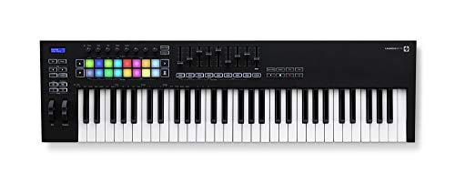 Novation Launchkey 61 [MK3] MIDI Keyboard-Controller für Ableton