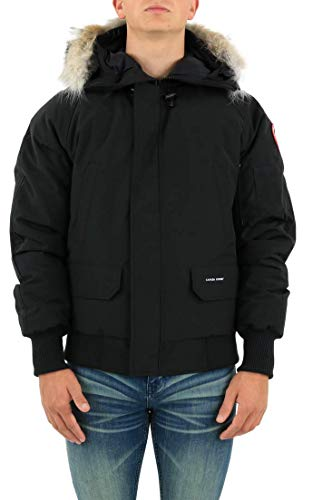 Canada Goose Men's Chilliwack Bomber (X-Small, Navy)
