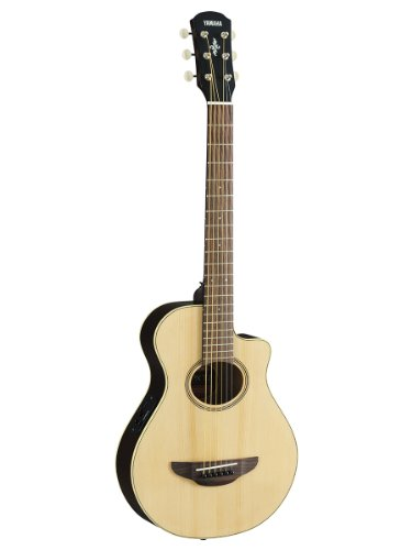 Yamaha APXT2 3/4-Size Acoustic-Electric Guitar - Natural