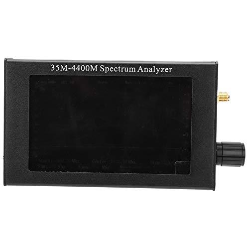 Analizador de espectro, analizador de frecuencia diminuto portátil Analizador de señal Analizador de red vectorial Herramienta de análisis portátil para control remoto de juguete 2.4GWIFI