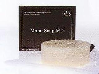 マナソープ MD10 プラセンタ配合 無添加 ピーリング石鹸