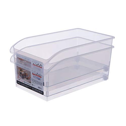 QAZXS Plastic Magnetron Koelkast Safe Lunch Box-Food Container Met Wielen, Geschikt voor Peper, Pasta, Rijst, Aardappelen, enz.