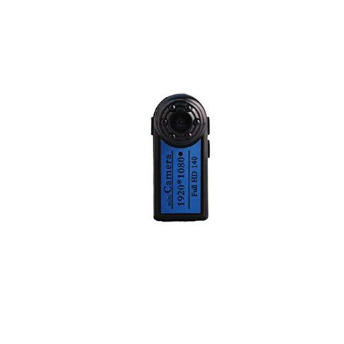 OMJNH Digitale Videokamera, hochauflösende drahtlose Infrarot-Außenluftbildkamera für Nachtsicht, geeignet für Rad- / Wander- / Auto- / Besprechungsaufzeichnungen