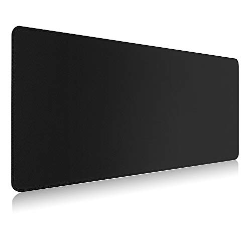 Extended Gaming Mouse Pad with Stitched Edges Long XXL Waterproof Large Mousepads315x118In Computer Mouse Mat Non  Slip Base Desk Pad Keyboard Mat
