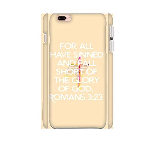 Cajas del Teléfono Abs Embellecer Compatible con Apple iPhone 6P 6Ps Niña Impresión Faithfulness