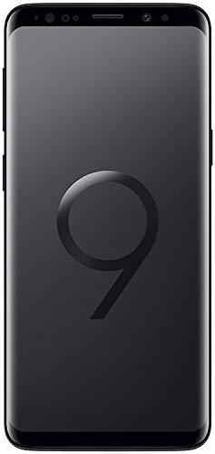 Samsung SM-G960F Galaxy S9 Dual Sim 64GB Midnight Black EU (Reconditionné)