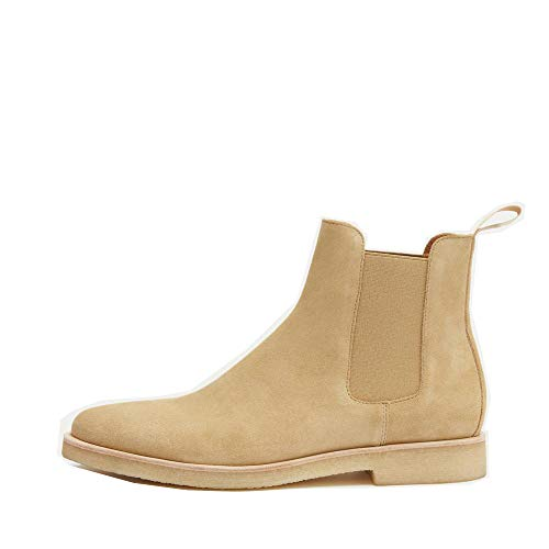 Sonoma Suede Chelsea Boot - Tan - Size 9