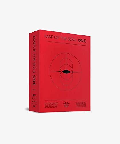 [WEVERSE PRÉ-PEDIDO] BTS - Mapa da Alma On:E DVD + Conjunto de cartões fotográficos extras