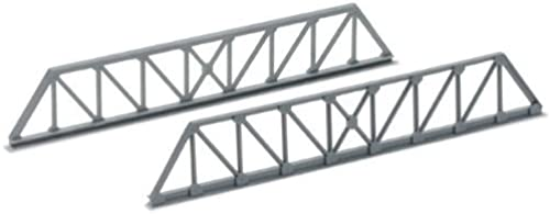 Peco NB-38 Truss Girder Bridge Sides Railway Track by Peco