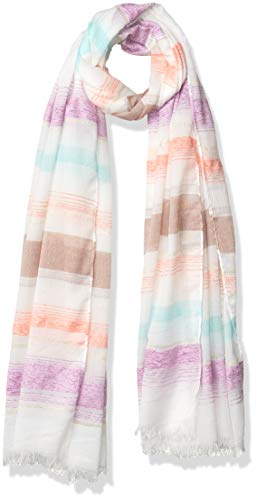 Steve Madden Women#039s Scarf Lilac One Size