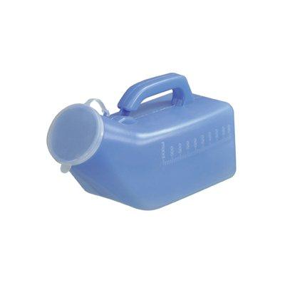 Aidapt - Bacinilla para hombre, color azul