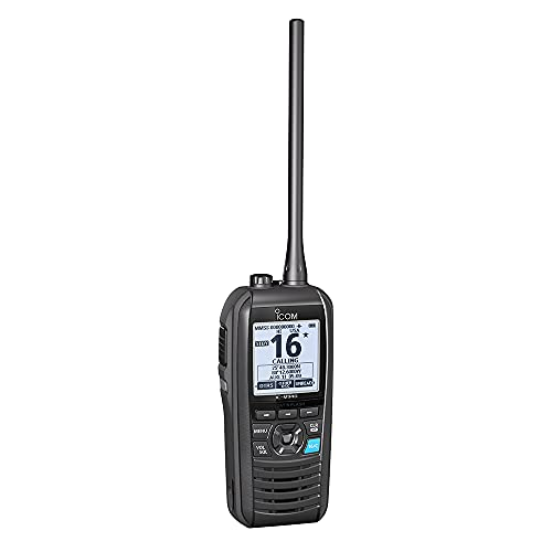 ICOM M94D VHF Marine Radio with DSC & AIS - M94D