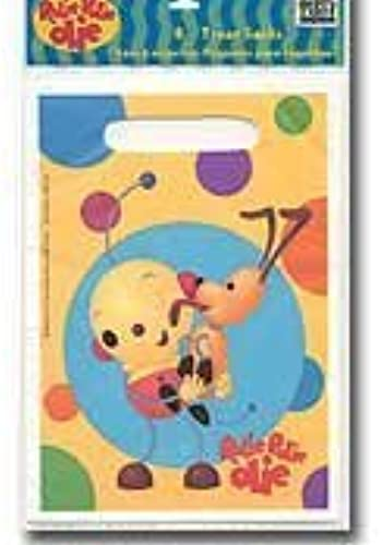 Rolie Polie Treat Sack - 8 Per Pack by Sherhomme Specialicravates