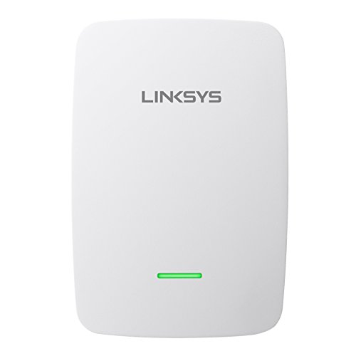 Linksys RE3000W-EJ N300 WLAN Repeater (300 Mbit/s, WPS, Lan Port), wit