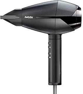 Babyliss Full Black Compact Dryer 6720E –AC
