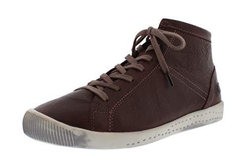 Softinos Isleen - Zapatillas para mujer, color Marrón, talla 43 EU