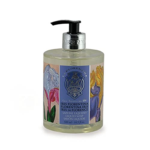 La Florentina Sapone Liquido Iris Florentina - 500 ml