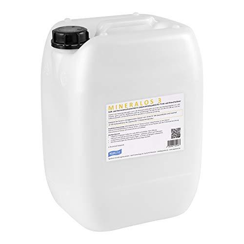 MINERALOS 3 Dosierlösung 20 Liter (Alternative zu BWT Mineralstoff Cillit Quantophos F3 / Impulsan H3)