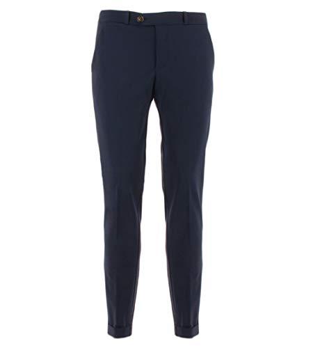 Rrd W20231 Pantaloni Uomo Blu 48